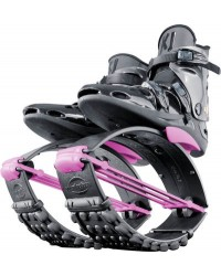 Kangoo Jumps XR3 Special Edition Black and Pink - KJ XR3 SE