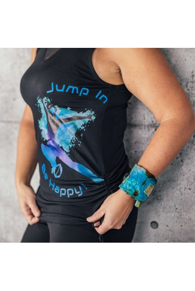 Camisole Jump In Be Happy